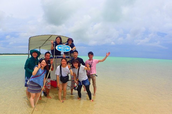 6月23日~25日 与論島ツアー