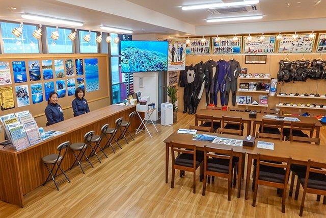 パパラギ ダイビングスクール池袋店|PADIダイビングライセンス発行
