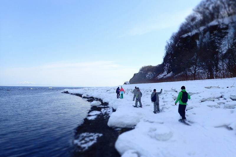 2月21日~24日 知床流氷ダイブツアー