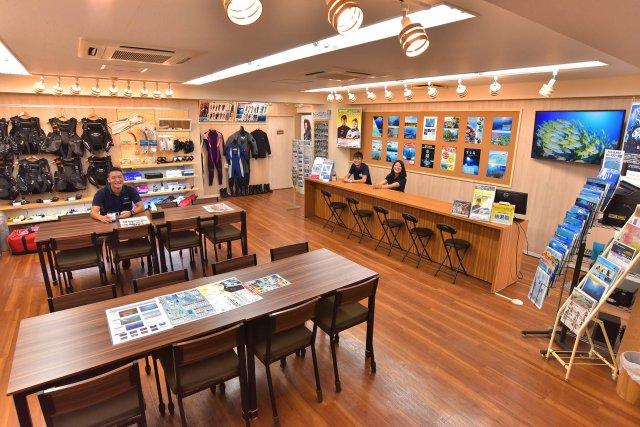 パパラギ ダイビングスクール横浜店|PADIダイビングライセンス発行
