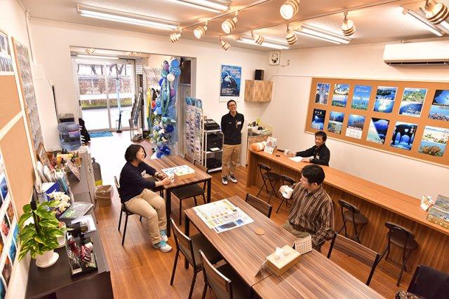パパラギ ダイビングスクール本店(藤沢店)