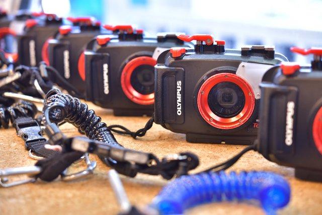 レンタルカメラやパーツも豊富に取り揃えています!