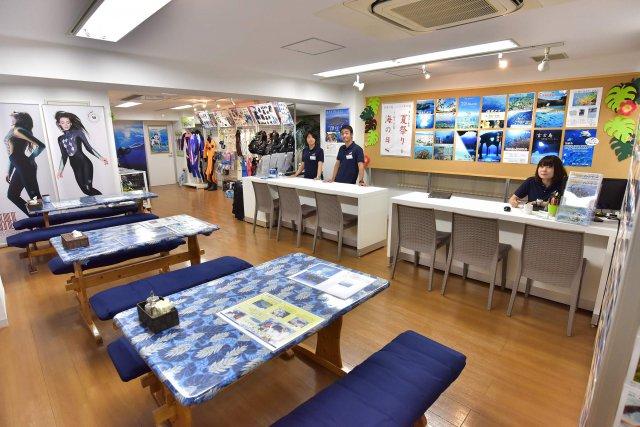 パパラギ ダイビングスクール東京店|PADIダイビングライセンス発行