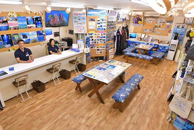 パパラギ ダイビングスクール町田店|PADIダイビングライセンス発行