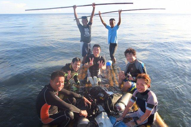11月13日~17日 フィリピン・ボホール島ツアー