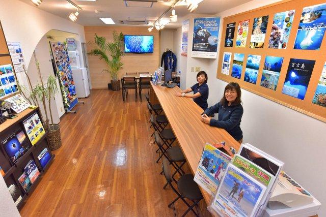 パパラギ ダイビングスクール立川店|PADIダイビングライセンス発行