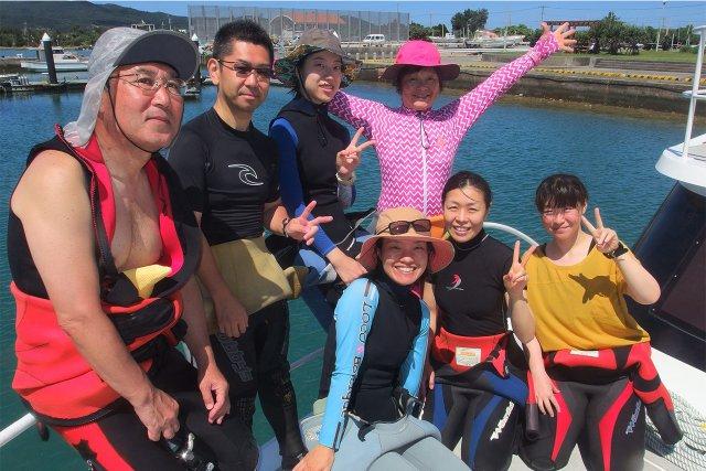 6月8日~11日 久米島ツアー