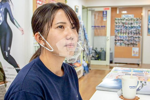 PARKOUR×DIVING パルクールアスリート女子世界No.1 泉ひかりさんのダイビングライフ