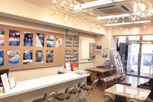 パパラギ ダイビングスクール渋谷店|PADIダイビングライセンス発行