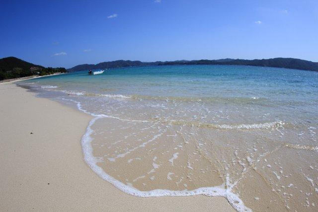 癒しのビーチ