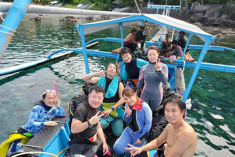 11月14日~17日 フィリピン・アニラオツアー