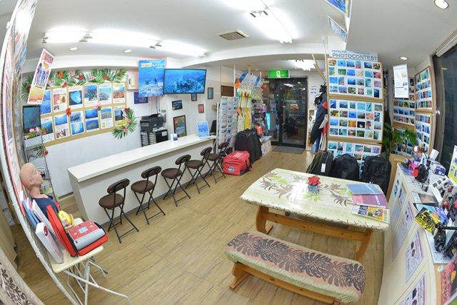 パパラギ ダイビングスクール横浜店