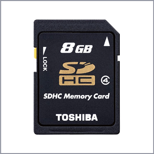 2G以上のSDカード