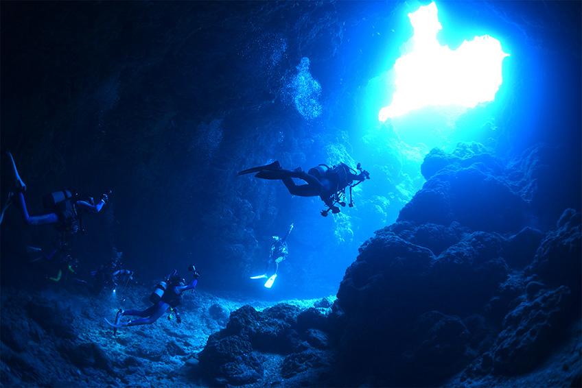 造礁サンゴの海 宮古島