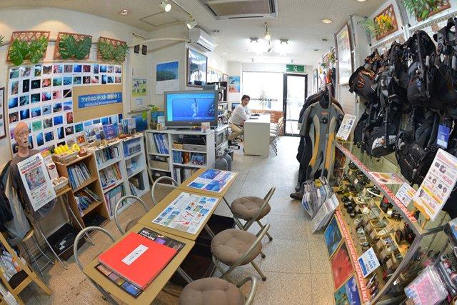 パパラギ ダイビングスクール茅ヶ崎店