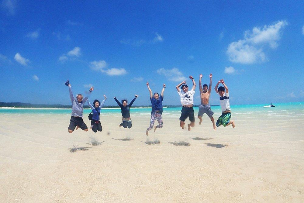 6月14日~16日 与論島ツアー