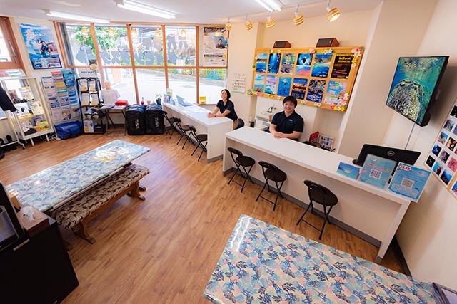 パパラギ ダイビングスクール新宿店|PADIダイビングライセンス発行