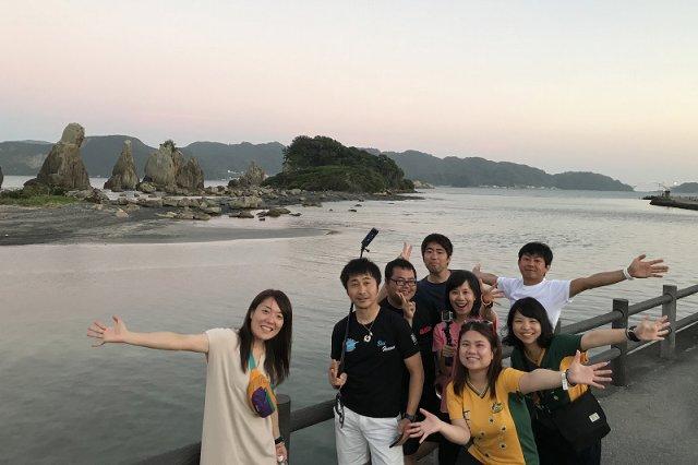 9月15日~9月17日 和歌山 串本