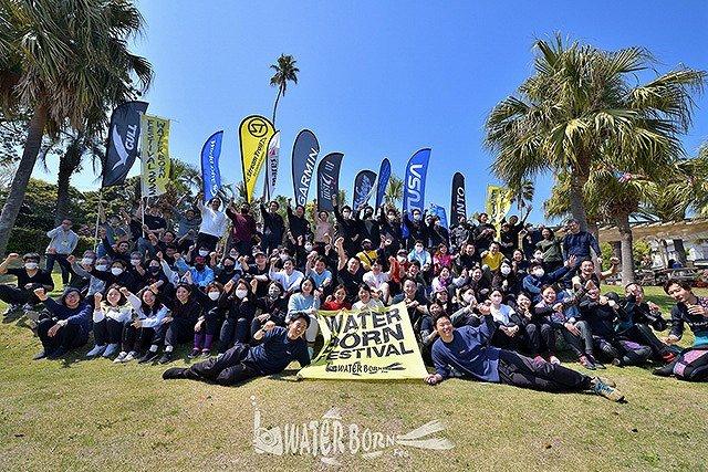 10・11月 WATER BORNフェスティバル