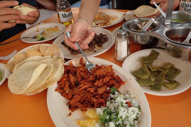おいしいメキシコ料理