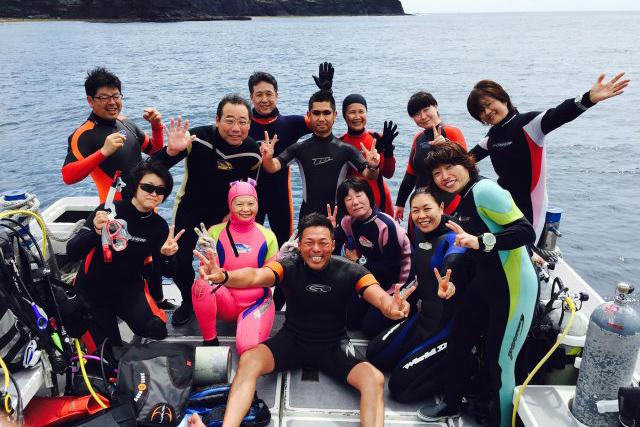7月2日~5日 サンゴ礁の楽園 阿嘉島