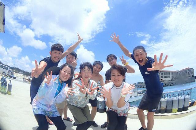 6月22日~24日 沖縄本島恩納村ツアー