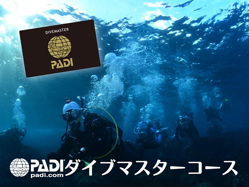 PADIダイブマスターになってダイビングを極めよう!日帰りでも受講可能です。