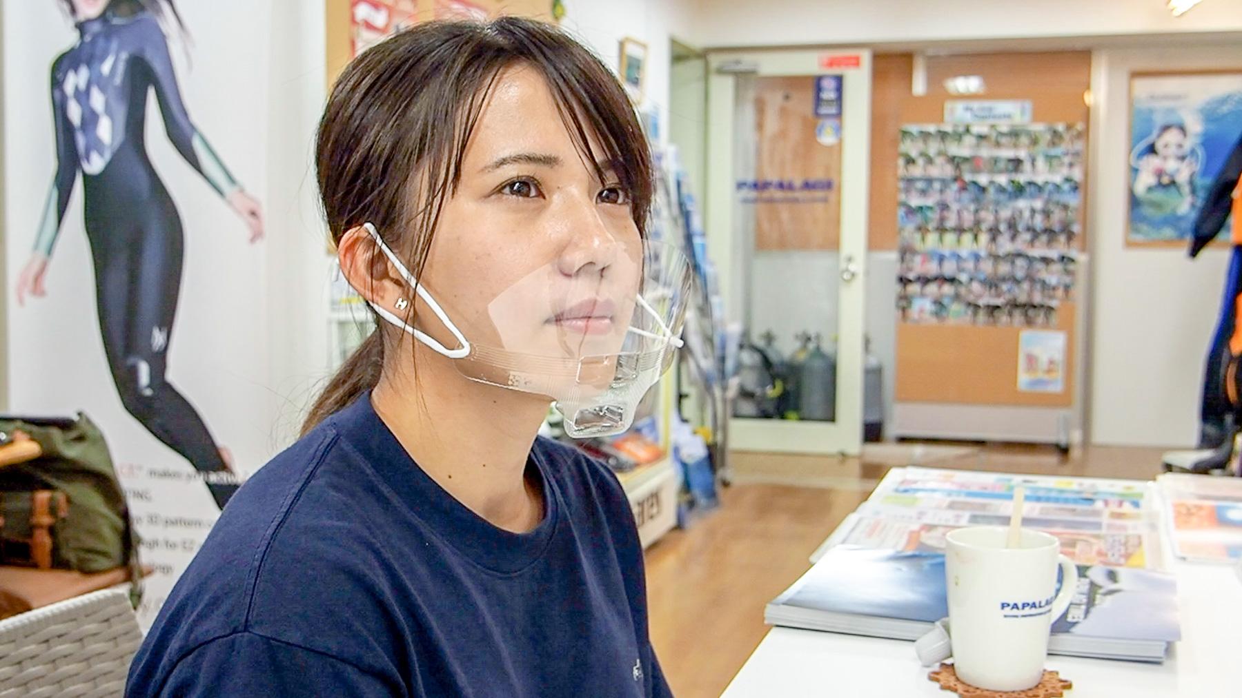 泉ひかりさんライセンス取得!③