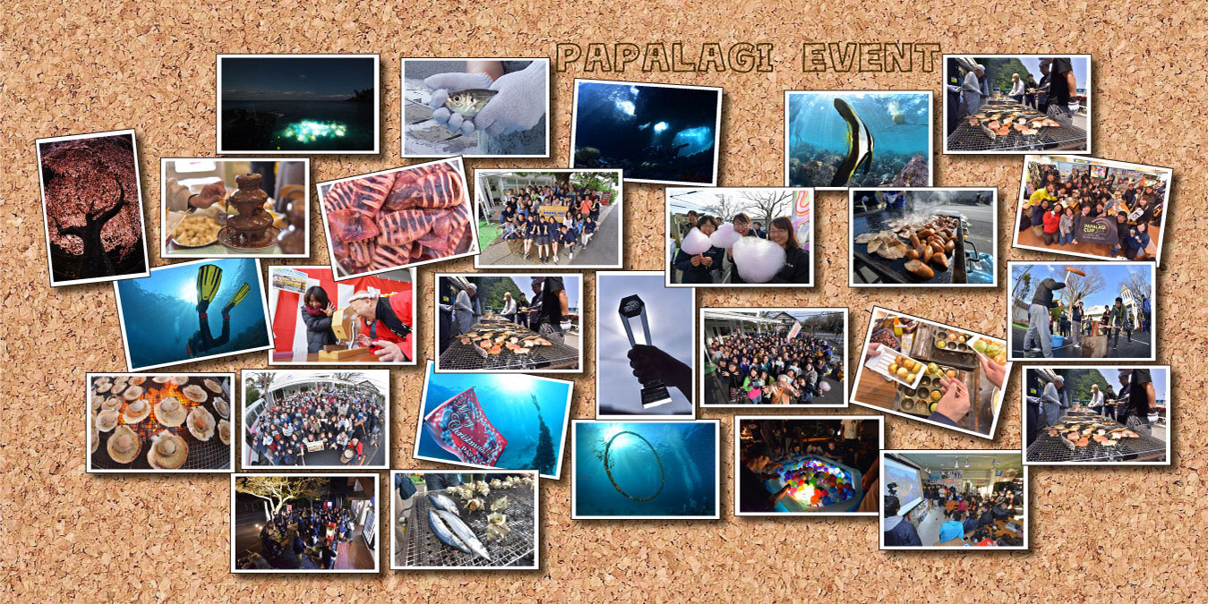 パパラギイベントツアー
