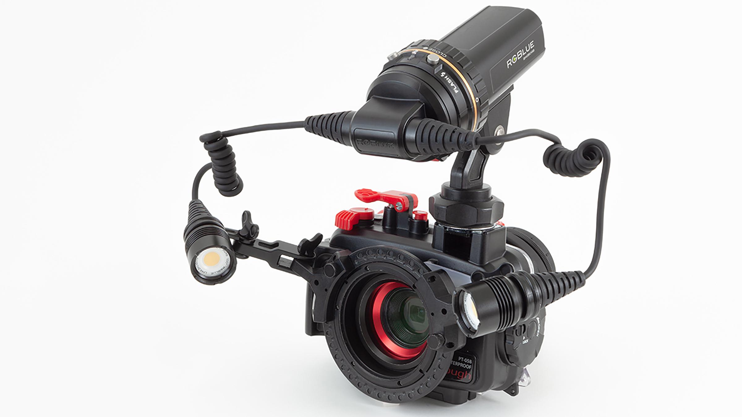 システム03プレミアムカラー+ロテーションリングアダプターfor Olympus TGシリーズ
