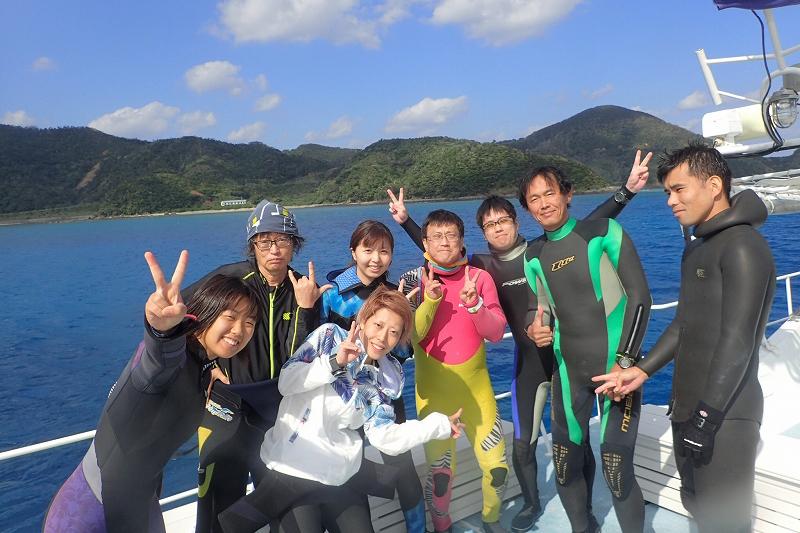 11月7日~10日 奄美大島ツアー