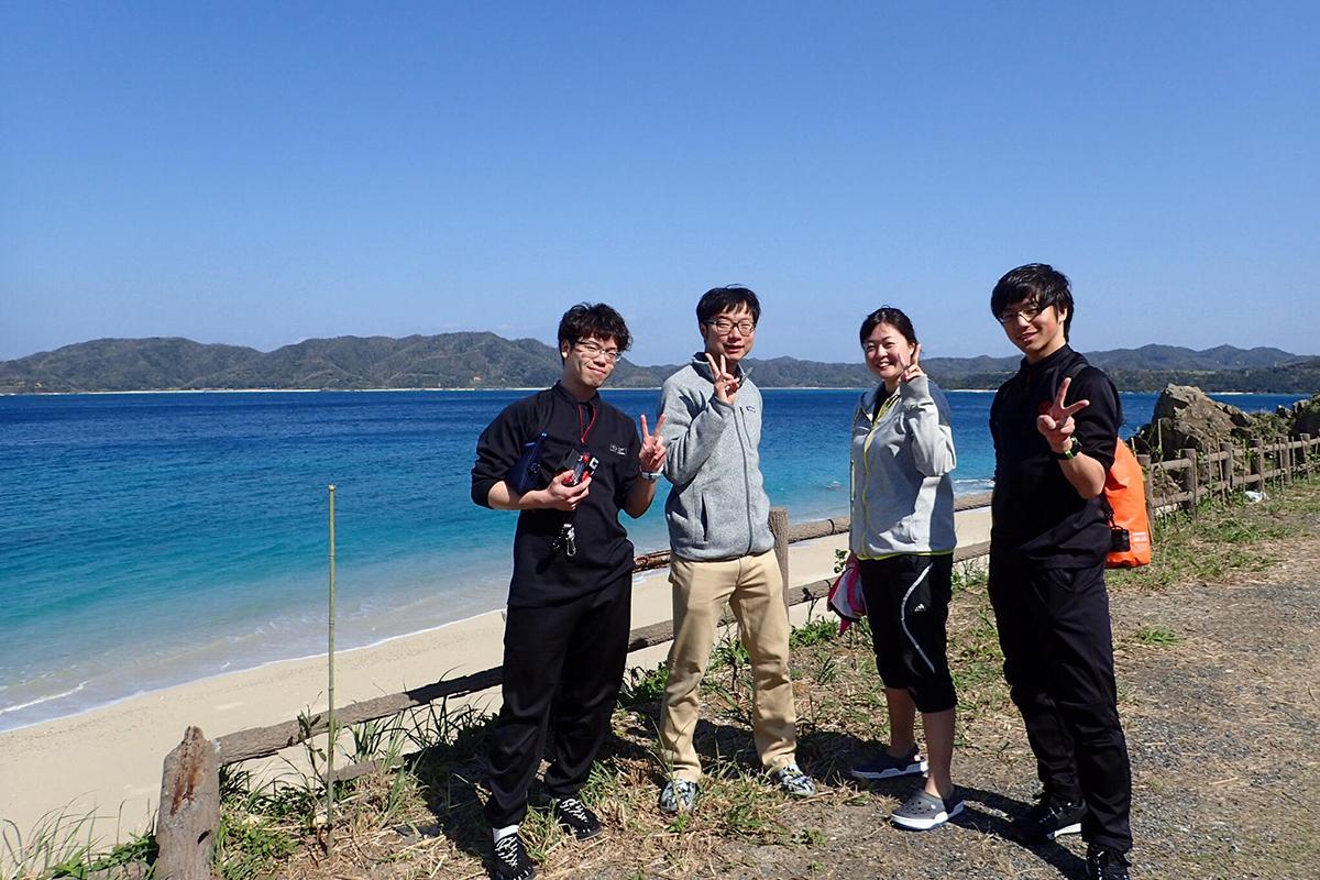 3月11日~13日 ZOEA奄美大島ツアー